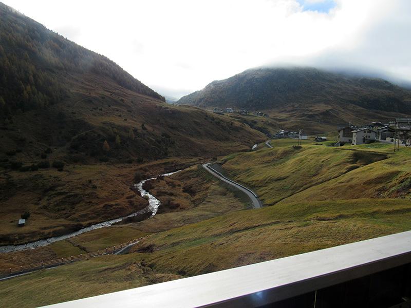 Panorama Trepalle Livigno