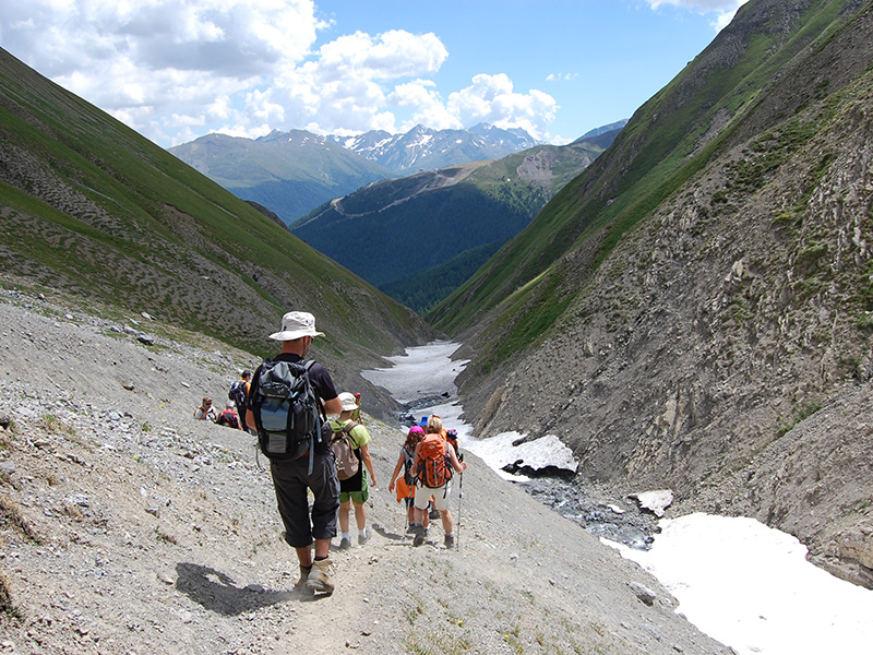 Trekking Livigno